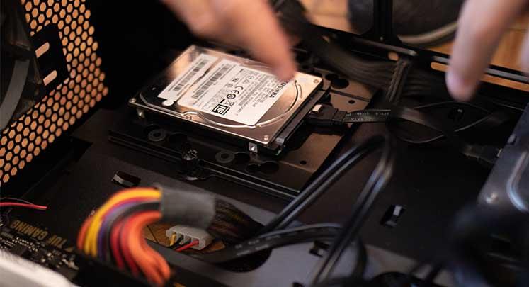 Computer Herstellen in Oostende